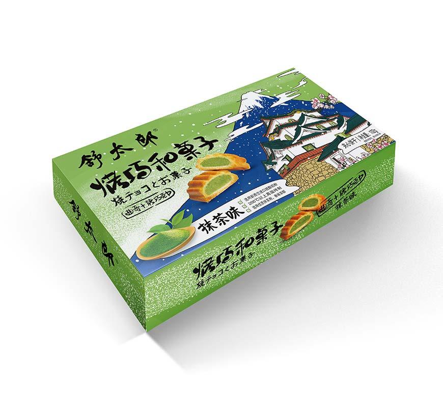 上海舒太郎烤巧和果子