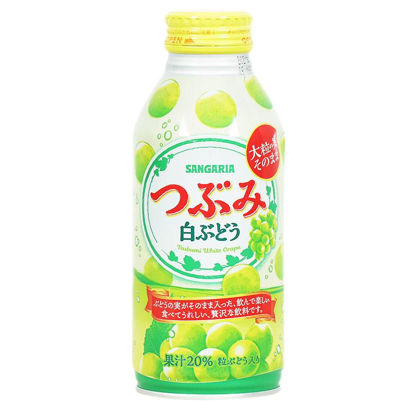 三佳利白葡萄果汁饮料380g-2