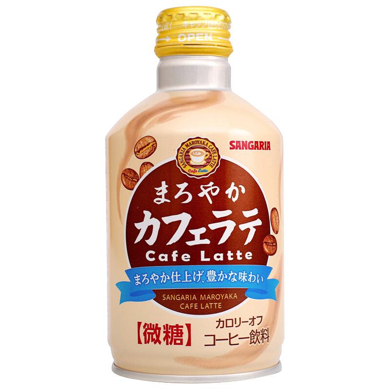 三佳利低糖咖啡饮料 280g