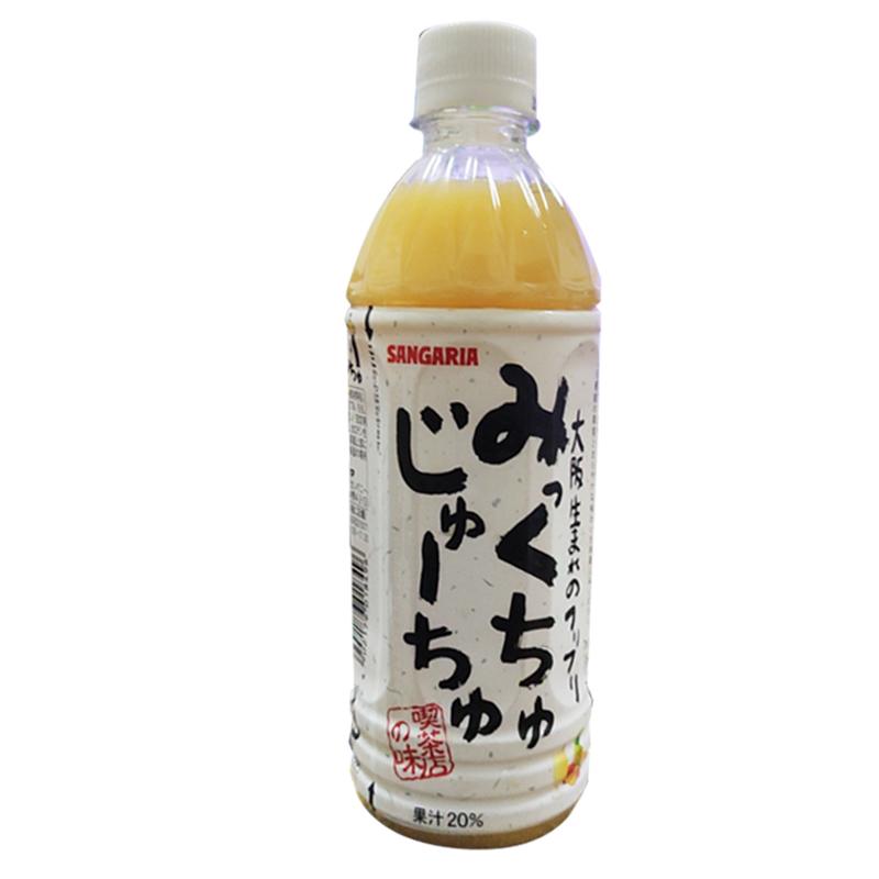 三佳利混合水果果汁饮料 500ml