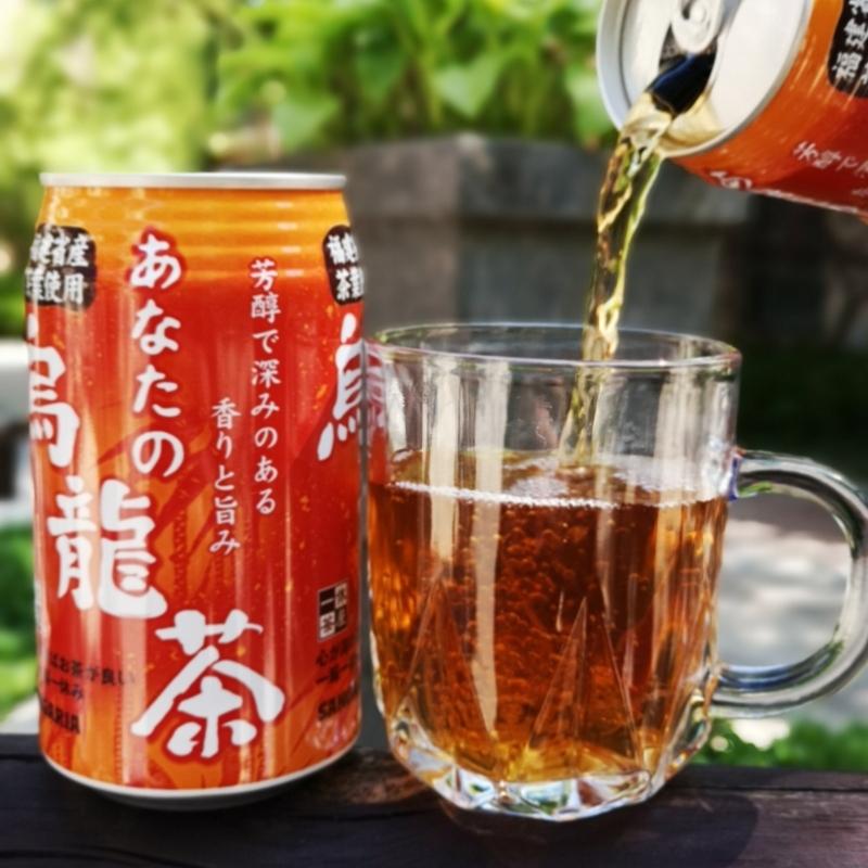 三佳利乌龙茶340g